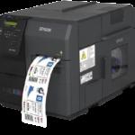 Jausteenus etiketi printerid